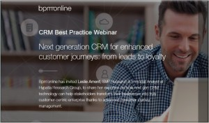 Next Generation CRM for Enhanced Customer Journeys: from Leads to Loyalty (Webinar)