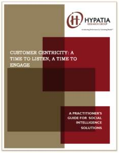 HYPATIARESEARCHGROUP_CUSTCENT_TIME2ENGAGE_COVER_2013