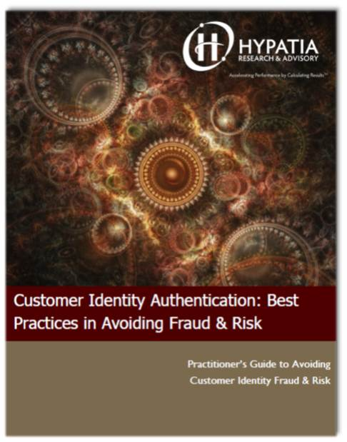 Avoiding Fraud & Risk with Multifactor Customer Identity Authentication